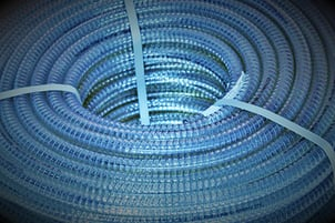 PVC Steel Wire Spring Hose Pipe