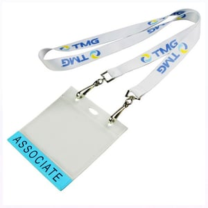 Card Holder Lanyard With Print