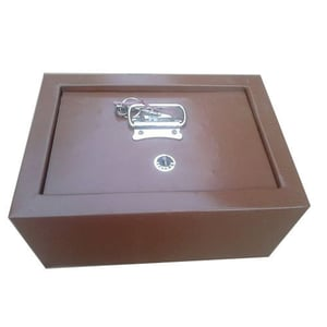 Stainless Steel Cash Box
