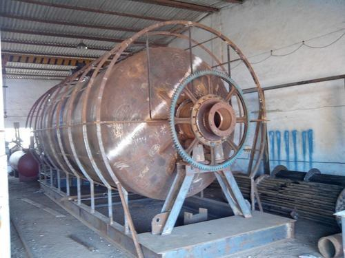 Waste Tyre Recycling Plant - Innova Engineering & Fabrication