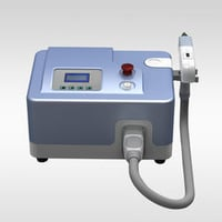 Portable ND YAG Tattoo Removal Laser Machine