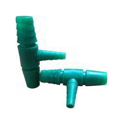PVC Plastic Tee Connector