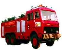 Compined Foam Fire Tender