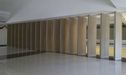 Soundproof Partition Doors Folding