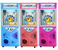 Toy Claw Vending Game Machine