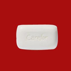 Skin-Friendly White Soap