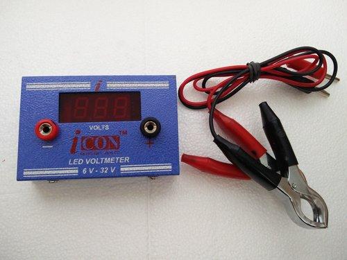 Dc Volt Meter 6v-32v