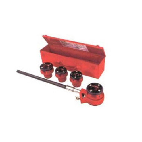 Durable Ratchet Pipe Threader