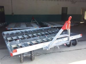 Pallet Dolly 10 Fit