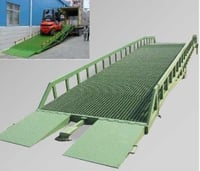 JET Mobile Loading Ramps