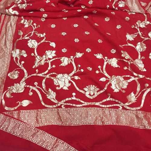 Banarasi Handloom Chiffon Silk Sarees