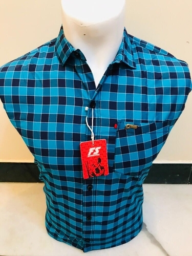 Branded Mens Cotton Shirts