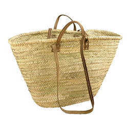 Fancy Bamboo Square Bag