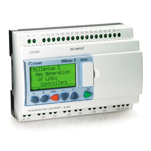 LED Display Programmable Logic Controller