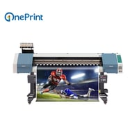 1.8M Eco Solvent Printer For Billboard Or Large Outdoor Advertising