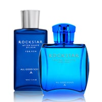 All Good Scents Rockstar Perfume Aftershave Combo