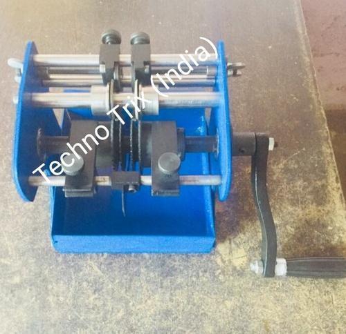 Big Resistor Cutting Bending Machine