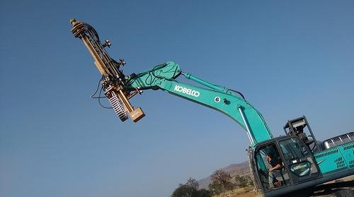 Fine Ex-Drill 300 Rock Drill
