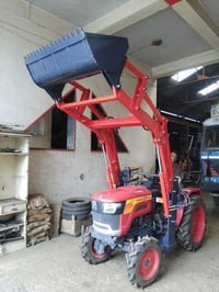 Mini Loader Tractor (15 HP To 25 HP)