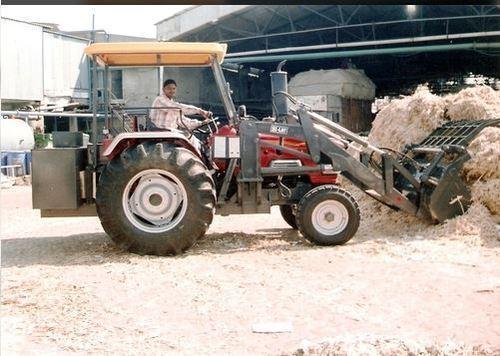 Paper Loader Tractor Grab Attachment