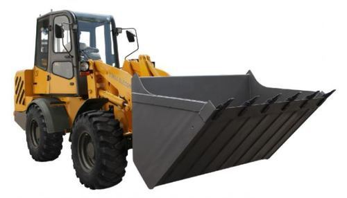 Wheel Loader (76 Hp Kirloskar Engine)