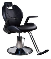 Easy Maintenance Hair Styling Chair