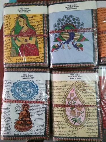 Handmade Fabric Diary