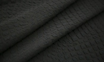 Puffy Jacquard Fabric For Cloth