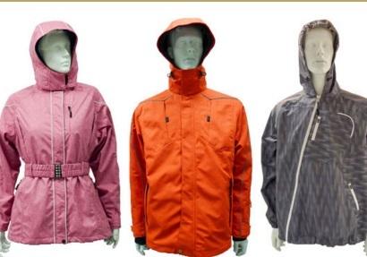 Sportswear And Outerwear Fabrics