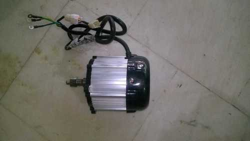 BLDC Motor Differential Mounting