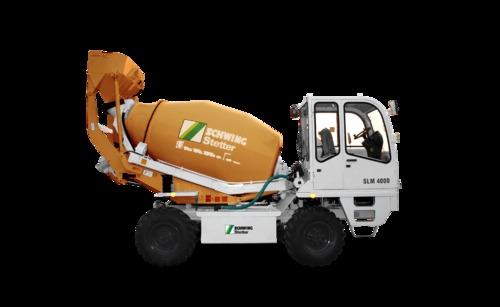 Efficient Performance Concrete Mixer Truck - Schwing Stetter