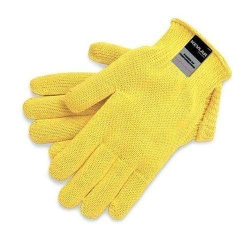 Kevlar Yellow Color Hand Gloves