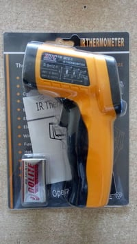 Durable Colite Infrared Thermometer