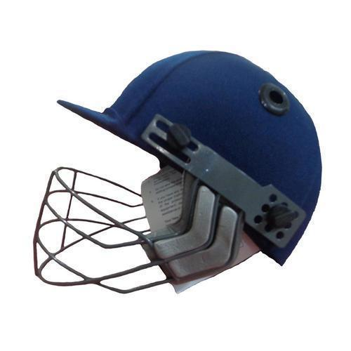 Fiber Plastic Cricket Helmet