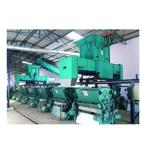 Fully Automatic Cotton Ginning And Pressing Plant