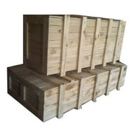 Industrial Wooden Packaging Boxes