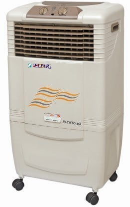 Plastic Body Pacific Dx Air Cooler