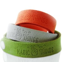 Multi Color 6 Pack Natural Mosquito Repellent Bracelet