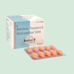 Acetus-S Tablets