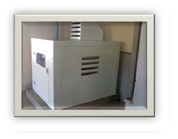 Acoustic Enclosure For Compressor