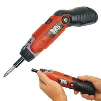 Black And Decker Cordless Screwdriver