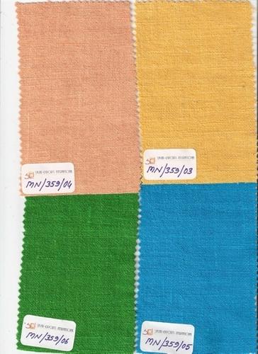Handloom Silk Woven Fabric