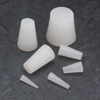 High Strength Silicone Plugs