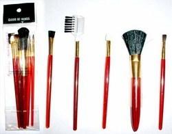 5 Piece Makeup Brush Sets