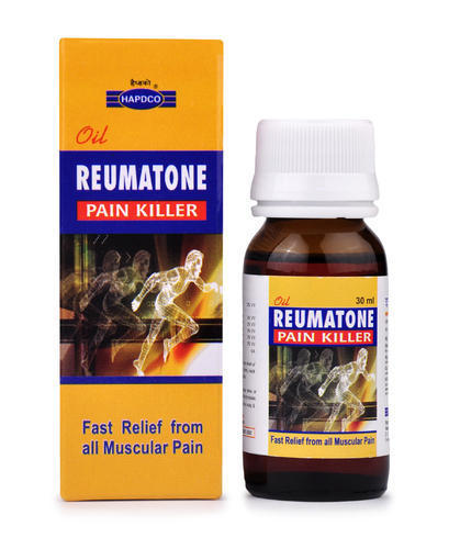 Reumatone Plus Pain Killer Oil
