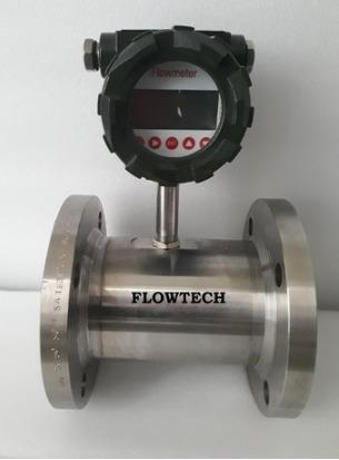 Turbinbe Flow Meter