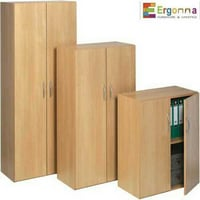 Wooden Office File Cabinet