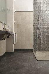 Gloss Finish Bathroom Tiles