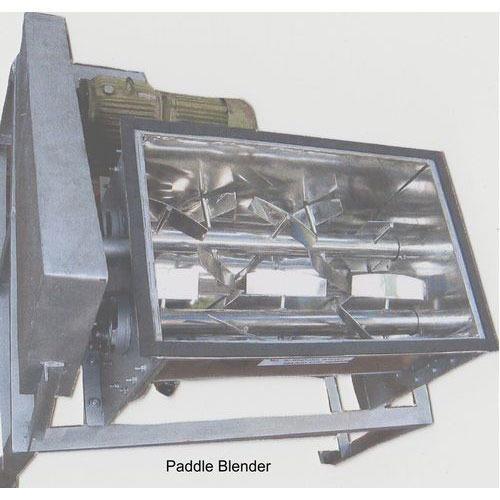 Industrial Peddle Blender