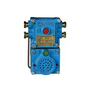 Mining Explosion-Proof And Intrinsically Safe Voice Acousto-Optic Signal Device